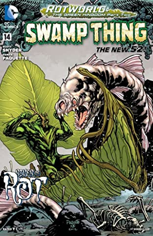 Swamp Thing (2011-2015) No.14