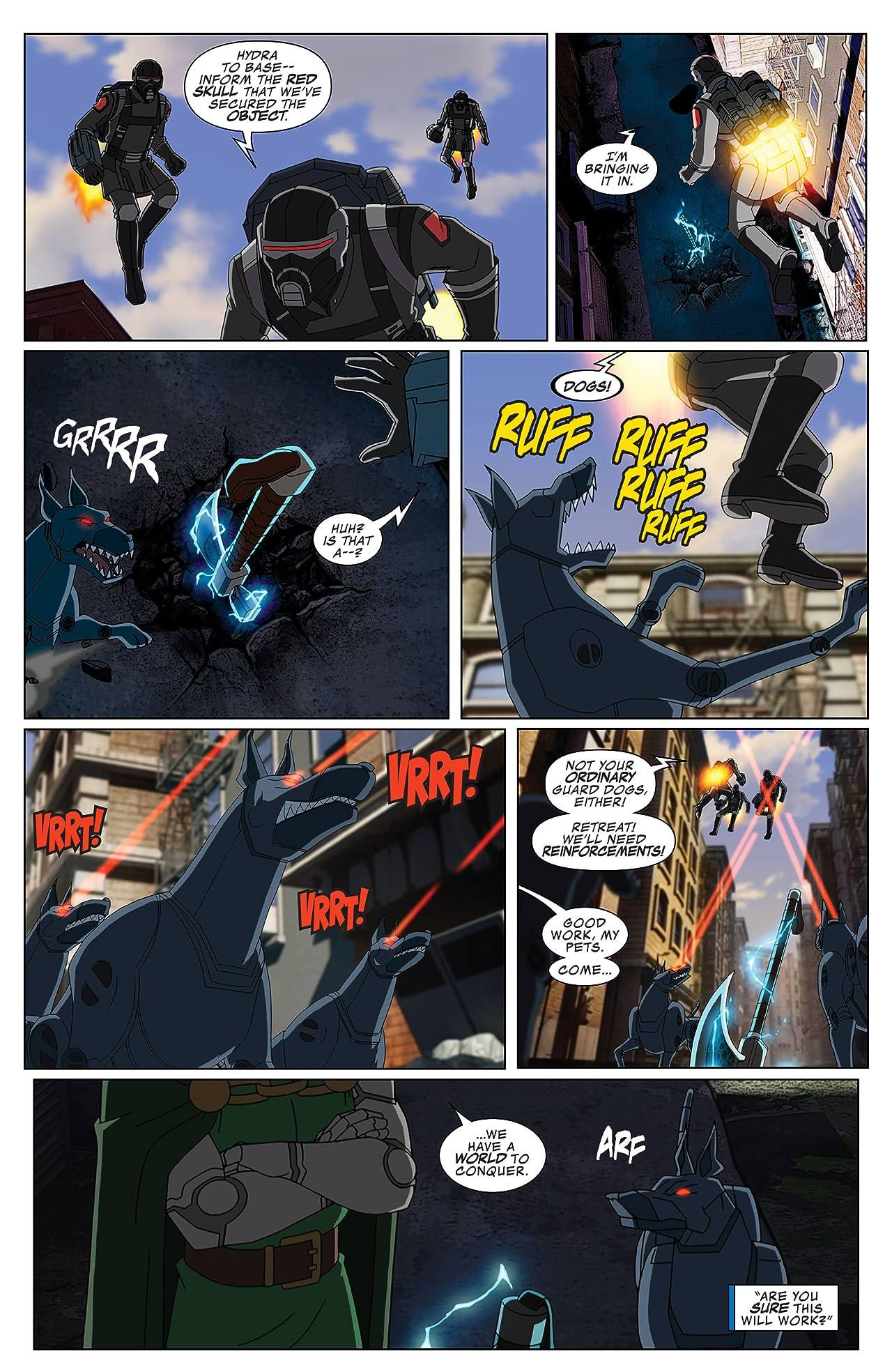 Marvel Universe Avengers Assemble (2013-2014) #4