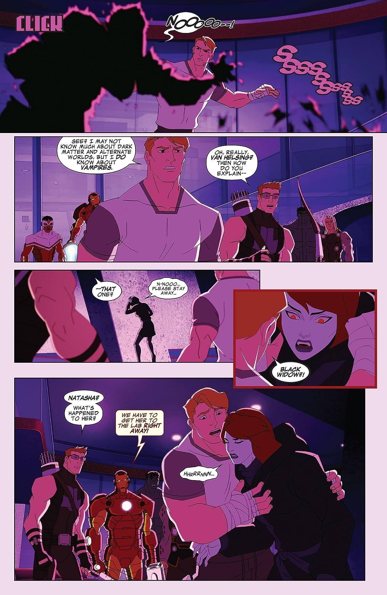 Marvel Universe Avengers Assemble (2013-2014) #5