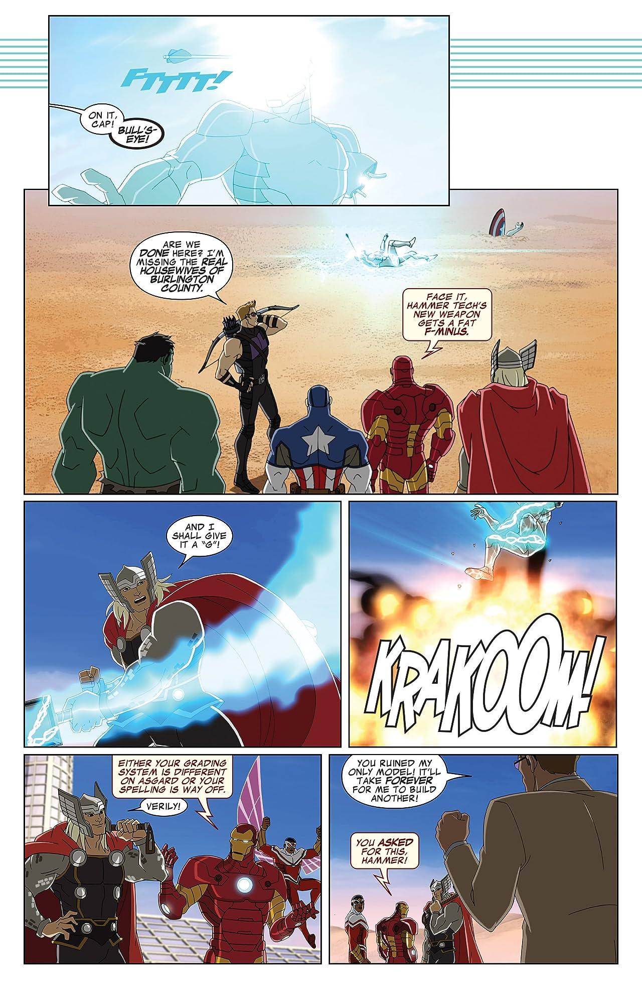 Marvel Universe Avengers Assemble (2013-2014) #6