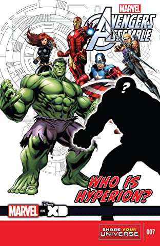 Marvel Universe Avengers Assemble (2013-2014) #7