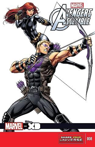Marvel Universe Avengers Assemble (2013-2014) #8