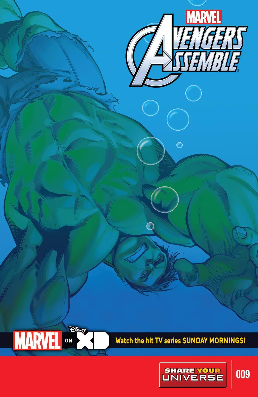 Marvel Universe Avengers Assemble (2013-2014) #9