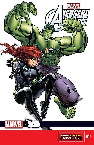 Marvel Universe Avengers Assemble (2013-2014) #11