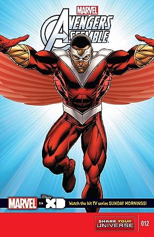 Marvel Universe Avengers Assemble (2013-2014) #12