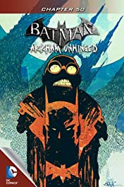 Batman: Arkham Unhinged #50