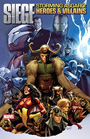 Siege: Storming Asgard - Heroes and Villains (2010)