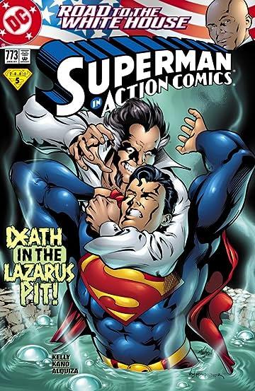 Action Comics (1938-2011) #773