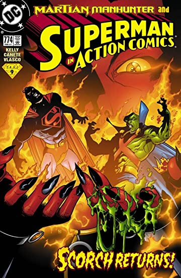 Action Comics (1938-2011) #774