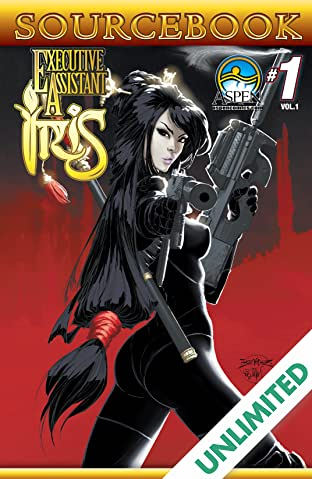 Executive Assistant: Iris: Sourcebook