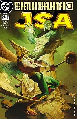 JSA (1999-2006) #24