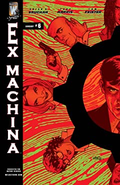 Ex Machina No.6