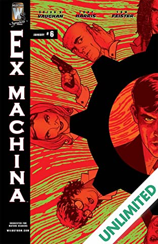 Ex Machina #6