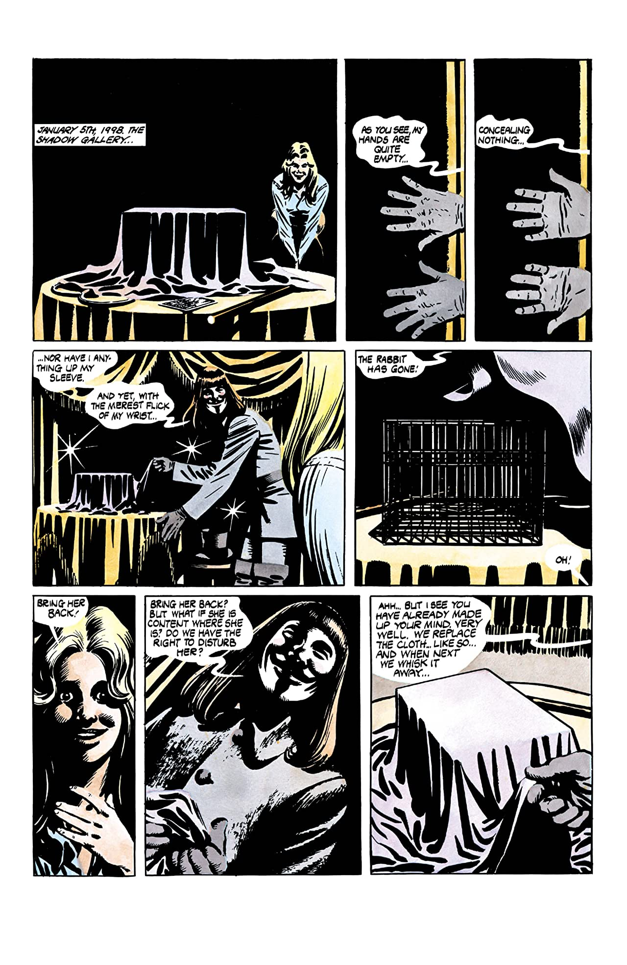 V for Vendetta #4 (of 10)
