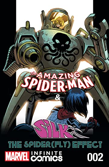 Amazing Spider-Man & Silk: Spider(Fly) Effect Infinite Comic #2
