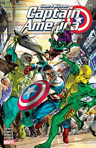 Captain America: Sam Wilson (2015-) #6