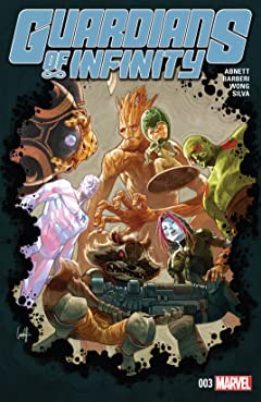 Guardians of Infinity (2015-2016) #3