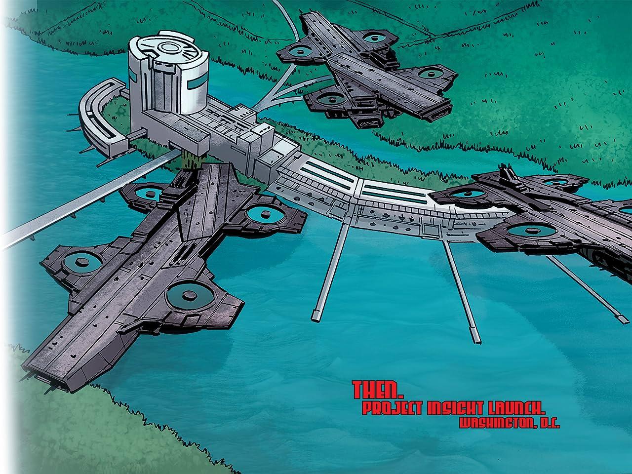 Marvel's Captain America: Civil War Prelude Infinite Comic #1