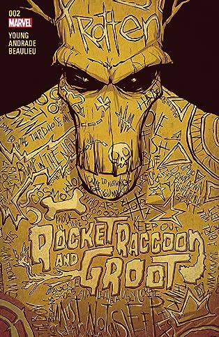 Rocket Raccoon and Groot (2016) #2