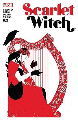 Scarlet Witch (2015-2017) #3