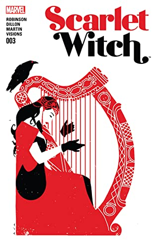 Scarlet Witch (2015-2017) #3