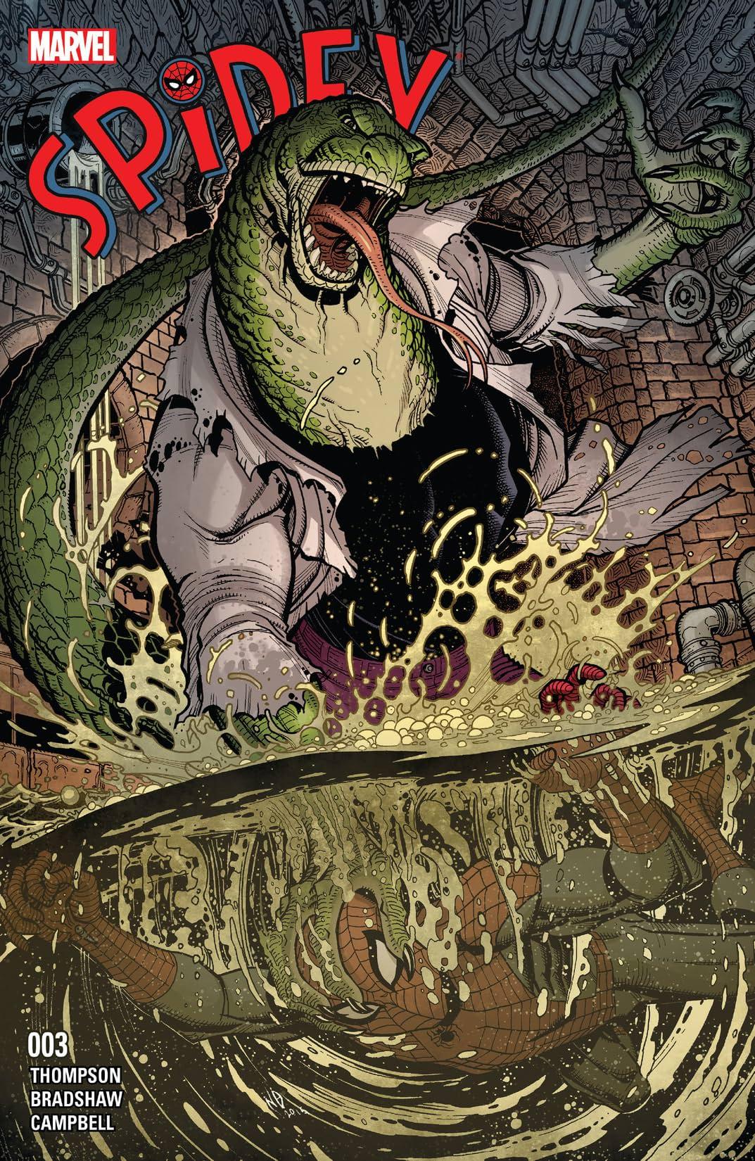Spidey (2015-2016) #3