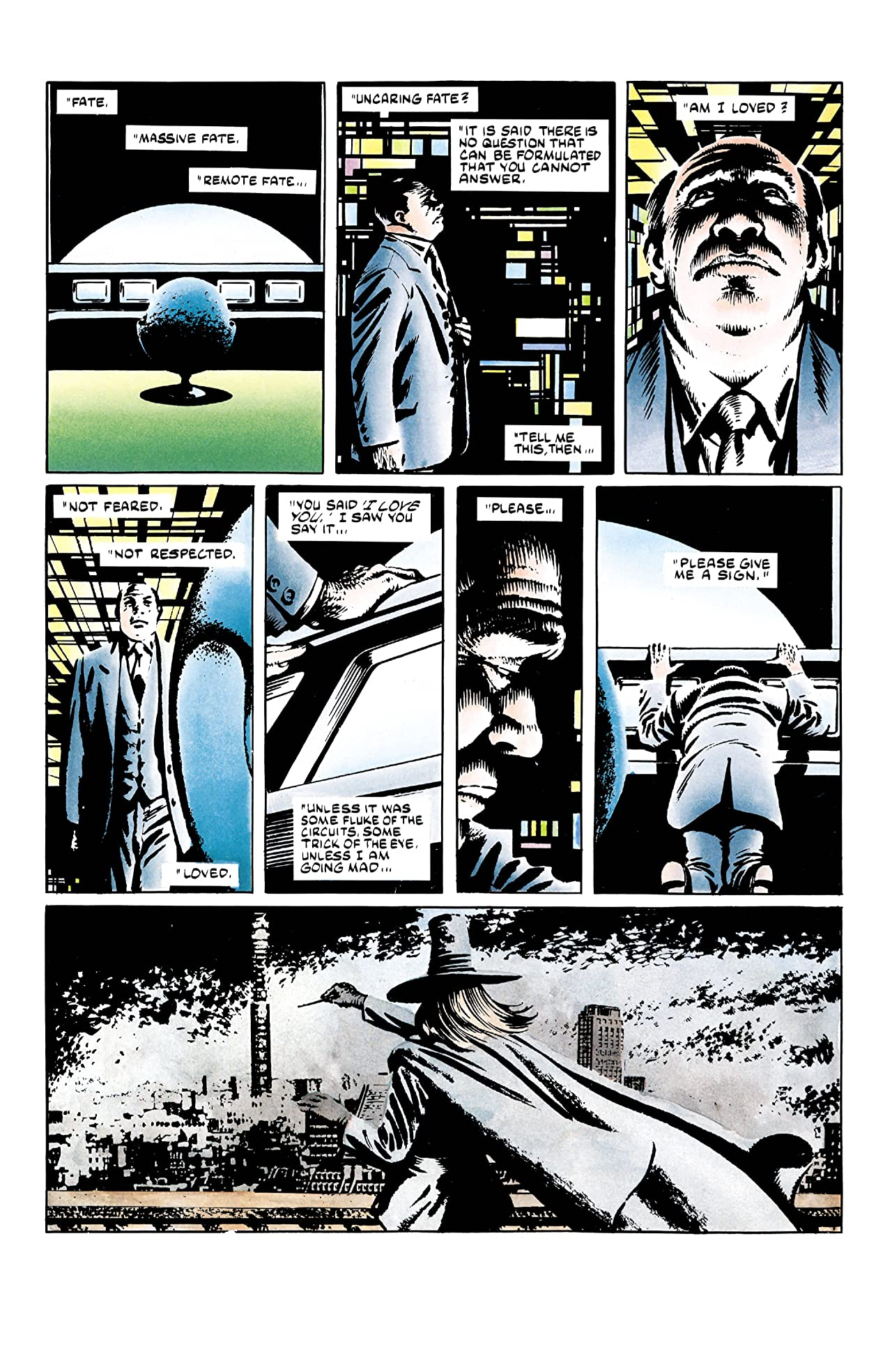 V for Vendetta #8 (of 10)