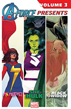 A-Force Presents Tome 3