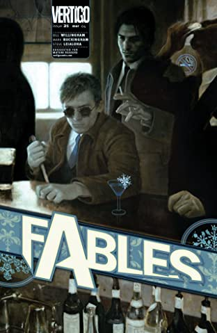 Fables #21