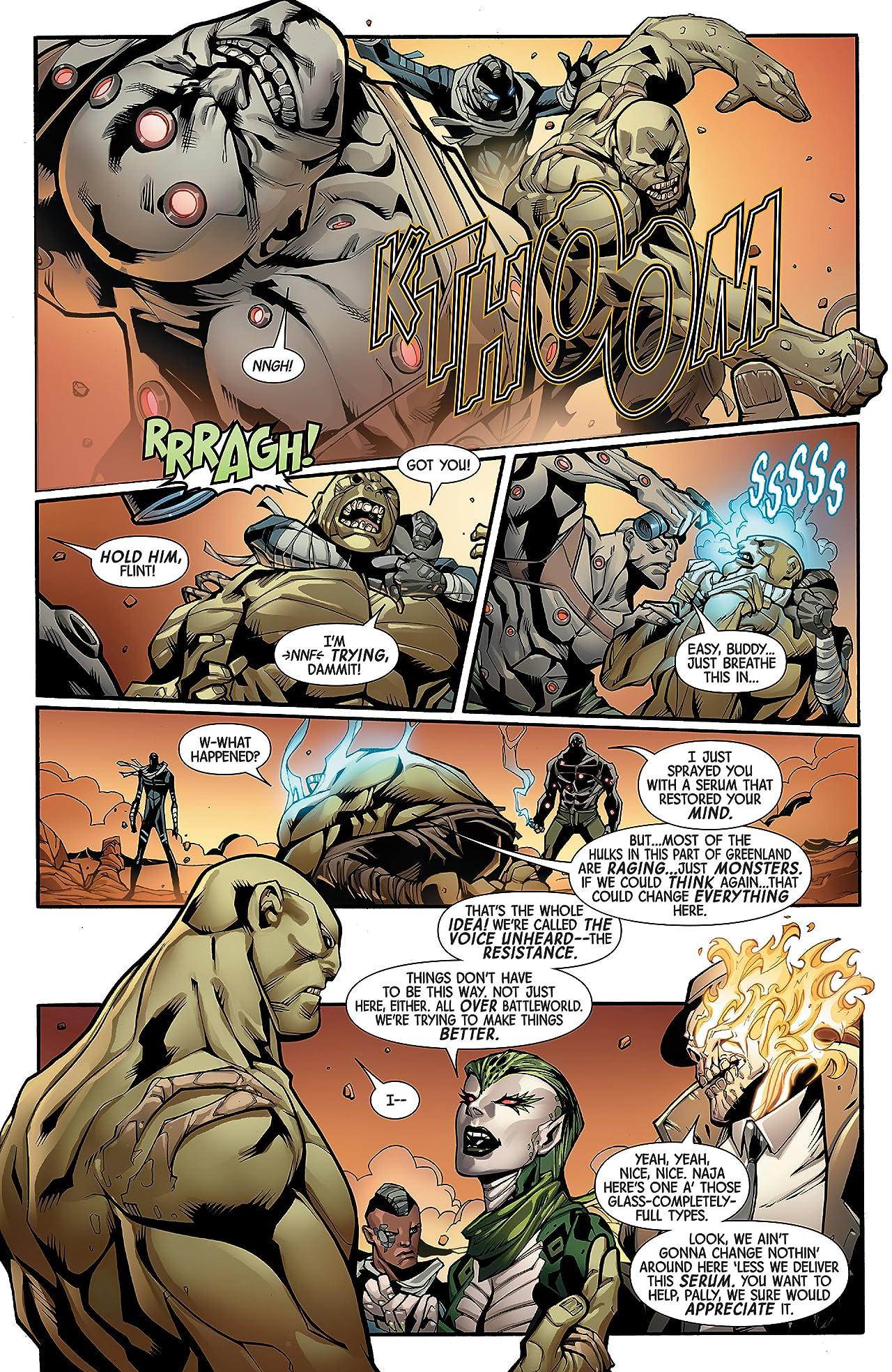 Inhumans: Attilan Rising