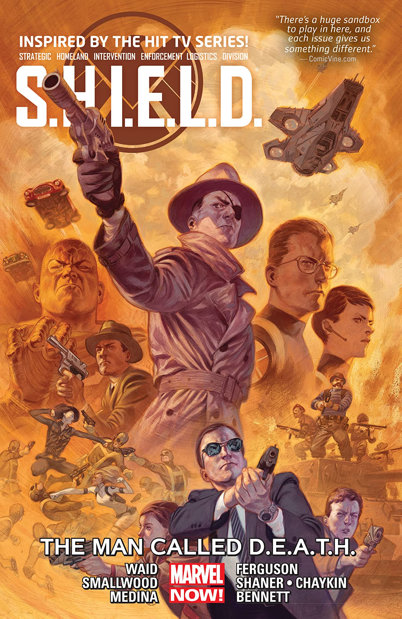 S.H.I.E.L.D. Vol. 2: The Man Called D.E.A.T.H.