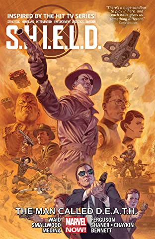 S.H.I.E.L.D. Tome 2: The Man Called D.E.A.T.H.