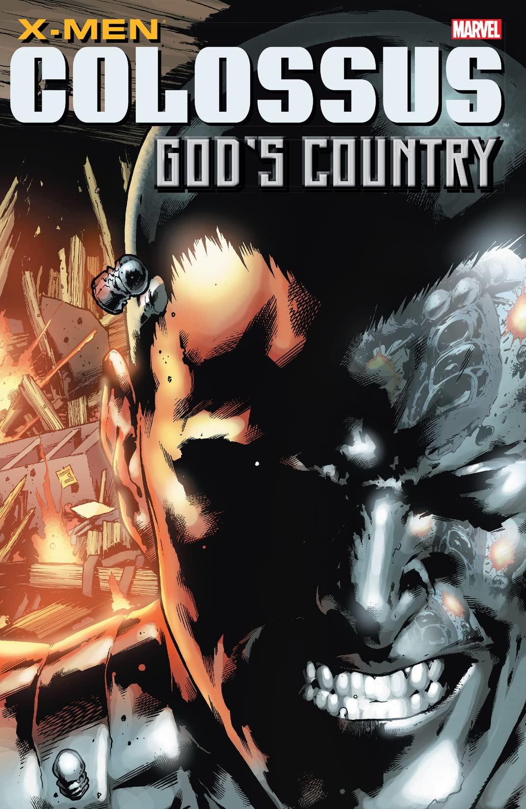 X-Men: Colossus - God's Country