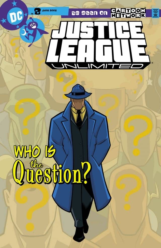 Justice League Unlimited #8