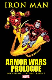 Iron Man: Armor Wars Prologue
