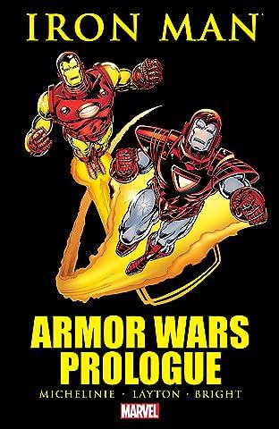Iron Man: Armor Wars Prologue