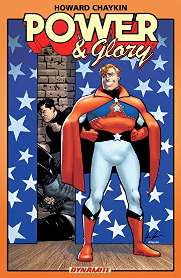 Howard Chaykin: Power & Glory
