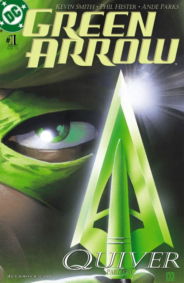Green Arrow (2001-2007) #1