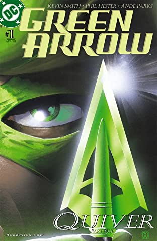 Green Arrow (2001-2007) No.1