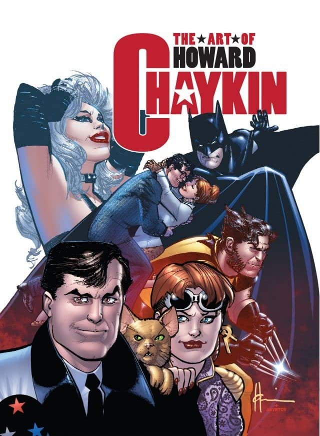 The Art of Howard Chaykin