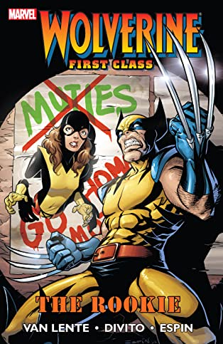 Wolverine: First Class - The Rookie