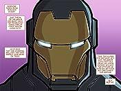 Marvel Universe Avengers Infinite Comic #5