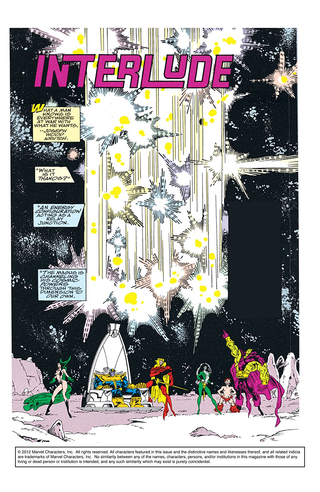Warlock and the Infinity Watch (1992-1995) #8