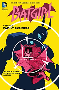 Batgirl (2011-2016) Vol. 2: Family Business