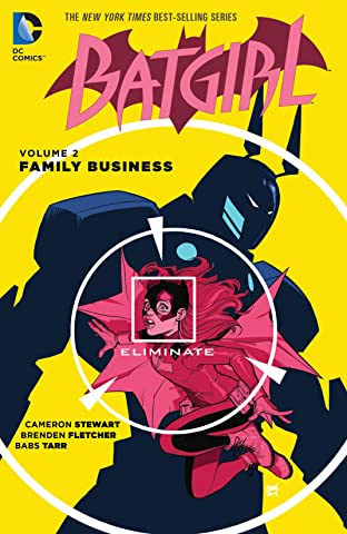 Batgirl (2011-2016) Tome 2: Family Business