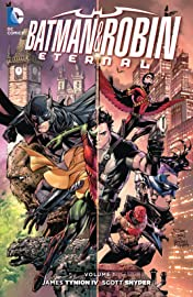 Batman & Robin Eternal (2015-2016) Vol. 1