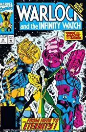 Warlock and the Infinity Watch (1992-1995) #9