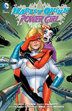 Harley Quinn and Power Girl (2015)