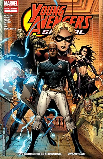 Young Avengers (2005-2006) Special #1