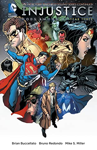 Injustice: Gods Among Us: Year Three (2014-2015) Tome 2
